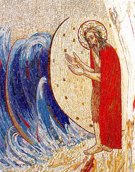 Искусство как форма богословия: мозаики Марко Рупника 34