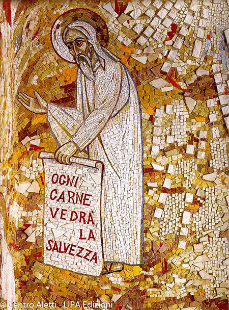 Искусство как форма богословия: мозаики Марко Рупника 36