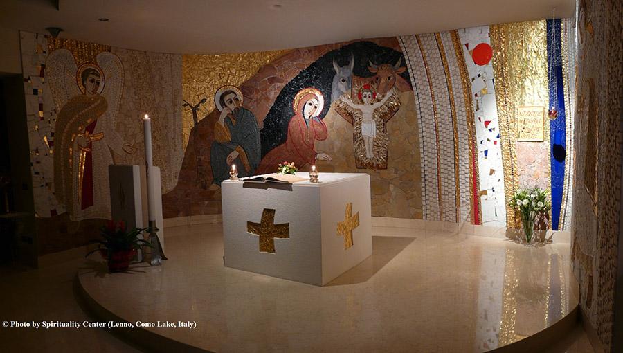 Искусство как форма богословия: мозаики Марко Рупника 37