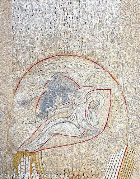 Искусство как форма богословия: мозаики Марко Рупника 4