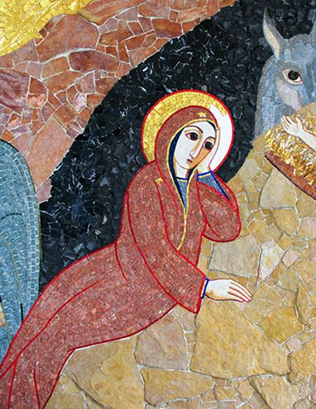 Искусство как форма богословия: мозаики Марко Рупника 40