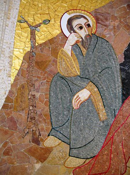 Искусство как форма богословия: мозаики Марко Рупника 41
