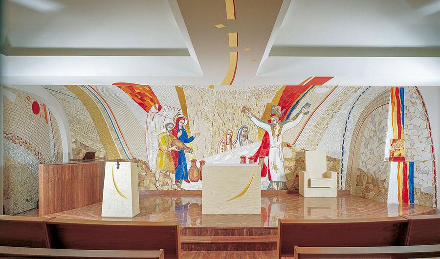 Искусство как форма богословия: мозаики Марко Рупника 44