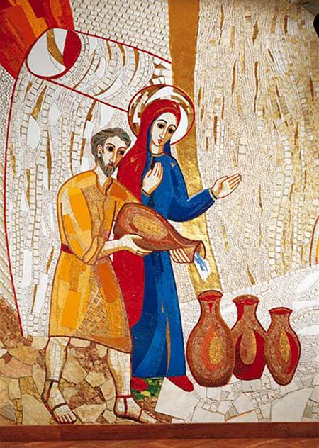 Искусство как форма богословия: мозаики Марко Рупника 45