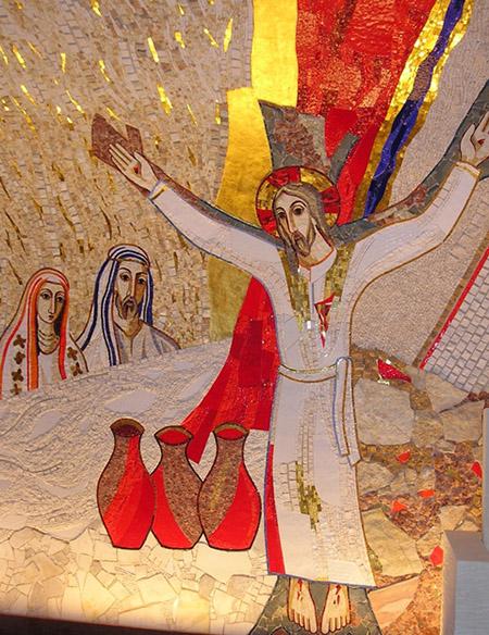 Искусство как форма богословия: мозаики Марко Рупника 46