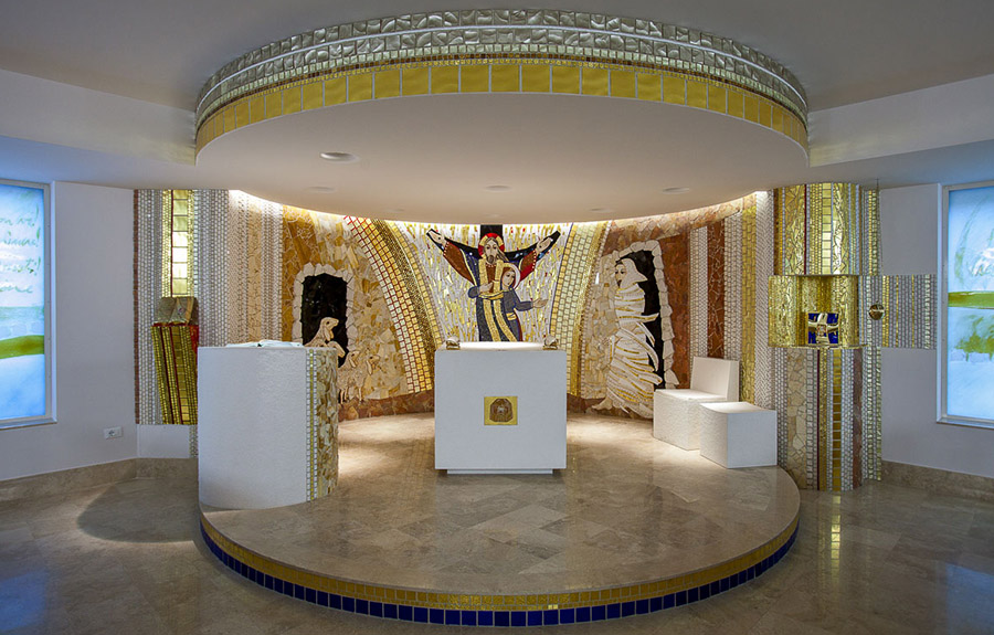 Искусство как форма богословия: мозаики Марко Рупника 47