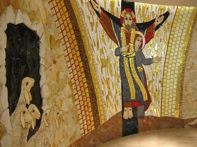 Искусство как форма богословия: мозаики Марко Рупника 48