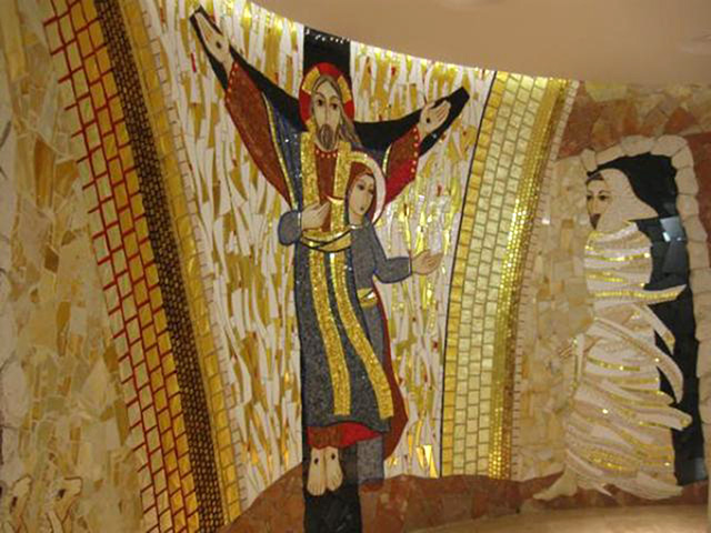 Искусство как форма богословия: мозаики Марко Рупника 49