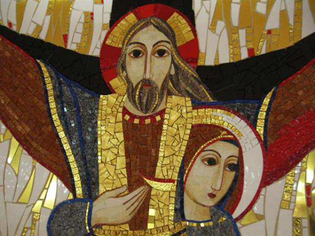 Искусство как форма богословия: мозаики Марко Рупника 50