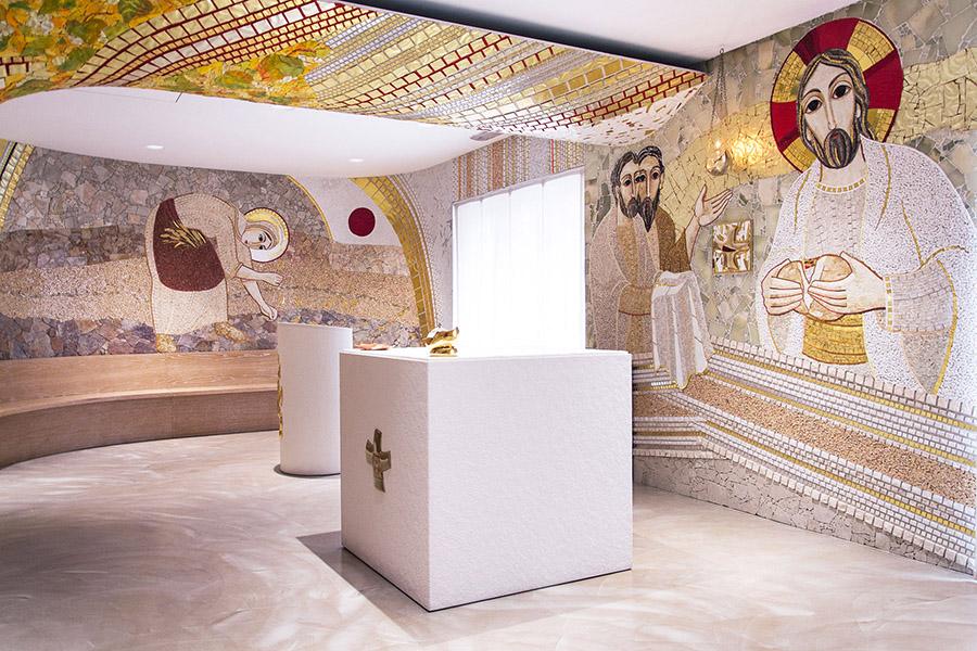 Искусство как форма богословия: мозаики Марко Рупника 51