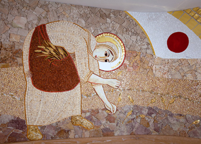 Искусство как форма богословия: мозаики Марко Рупника 52