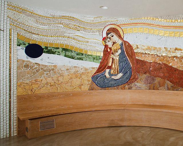 Искусство как форма богословия: мозаики Марко Рупника 53