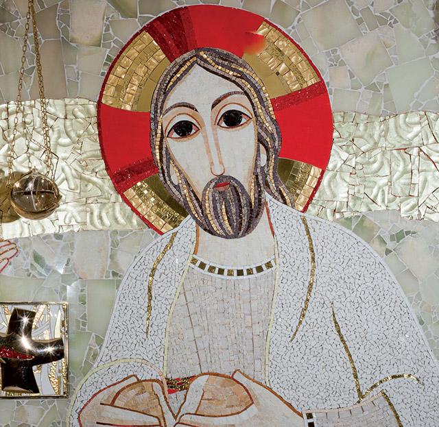 Искусство как форма богословия: мозаики Марко Рупника 56