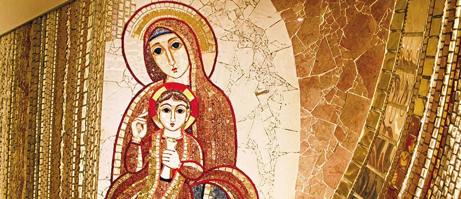 Искусство как форма богословия: мозаики Марко Рупника 58