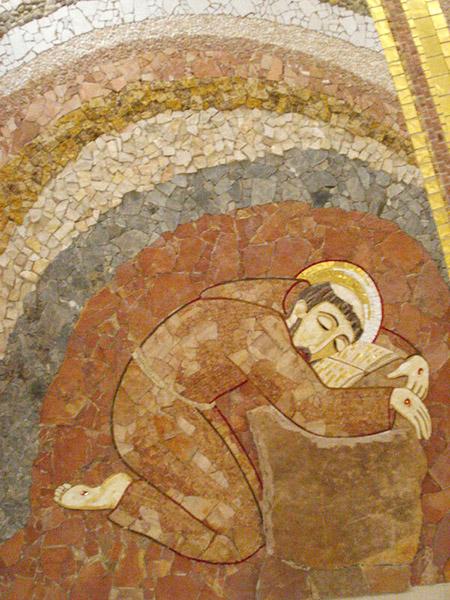 Искусство как форма богословия: мозаики Марко Рупника 59