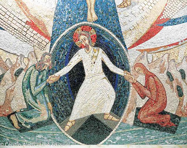 Искусство как форма богословия: мозаики Марко Рупника 6