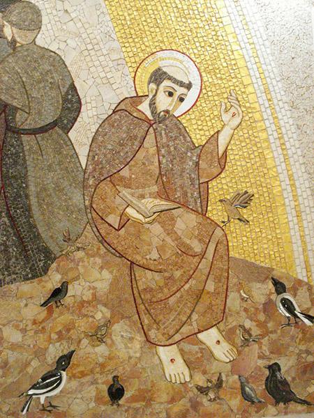 Искусство как форма богословия: мозаики Марко Рупника 60