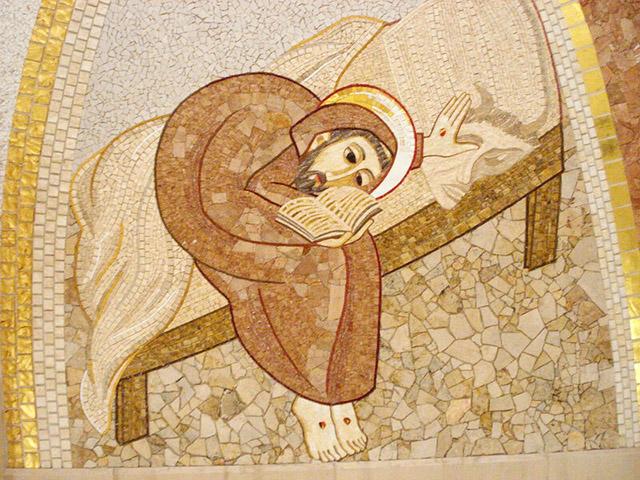 Искусство как форма богословия: мозаики Марко Рупника 61