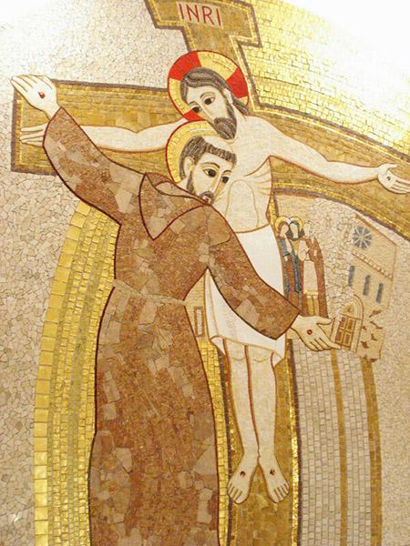 Искусство как форма богословия: мозаики Марко Рупника 62
