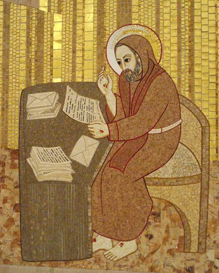 Искусство как форма богословия: мозаики Марко Рупника 64