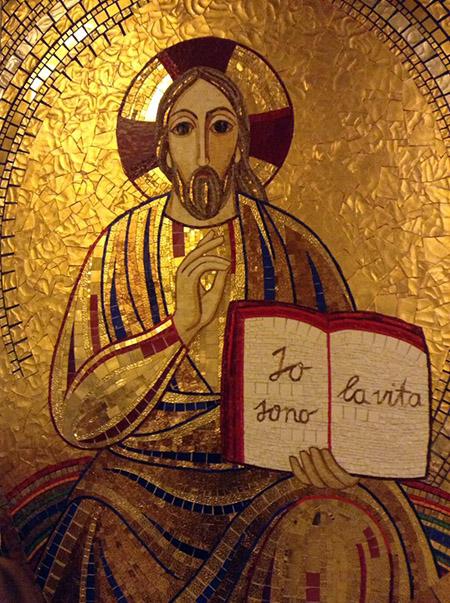 Искусство как форма богословия: мозаики Марко Рупника 66