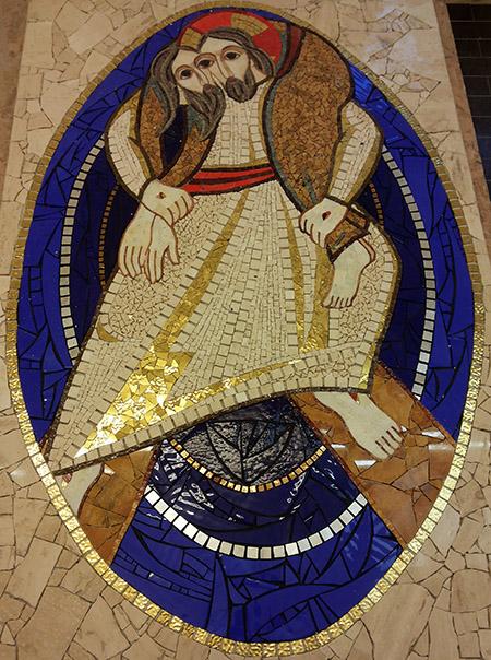 Искусство как форма богословия: мозаики Марко Рупника 7