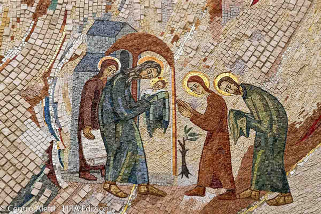 Искусство как форма богословия: мозаики Марко Рупника 9
