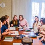Встреча молодежи Красноярского деканата: мечтать и реализовывать мечты