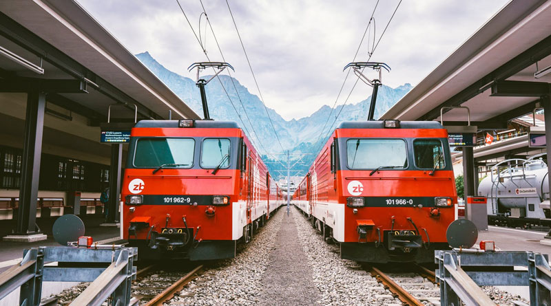 Spending A Day In Switzerland