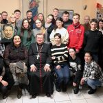 Архиепископ Павел Пецци совершил визитацию прихода Непорочного Зачатия Пресвятой Девы Марии в Москве