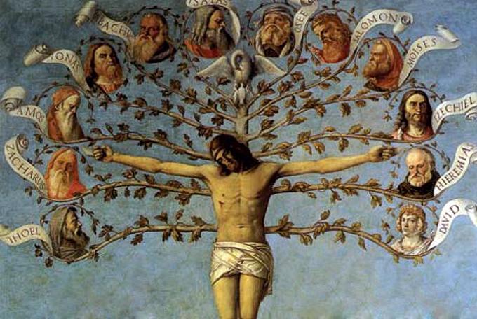 Иконография Древа Жизни в христианском искусстве