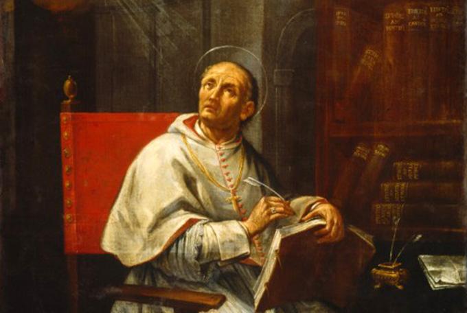 Житие св. Петра Дамиани, Учителя Церкви