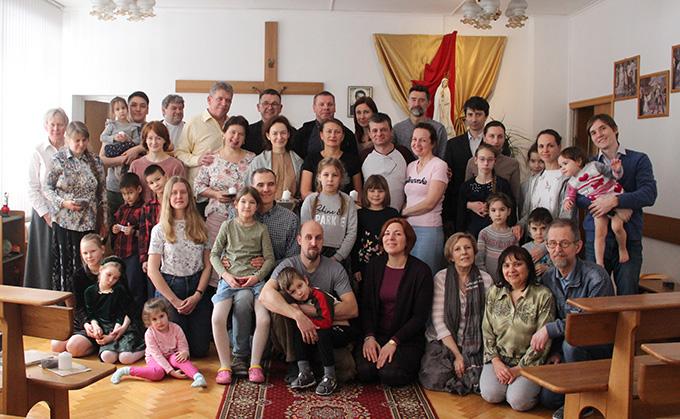 Реколлекции движения «Домашняя Церковь» в Подмосковье