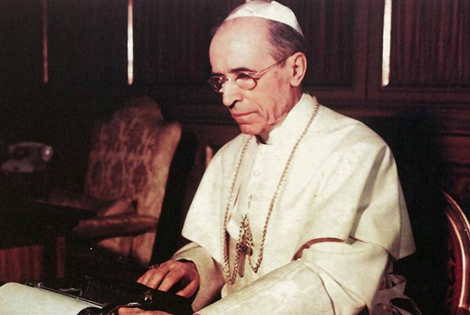 Ватикан открыл доступ к архивам Папы Пия XII
