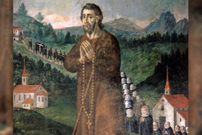Житие св. Николая из Флюэ, отшельника Унтервальденского
