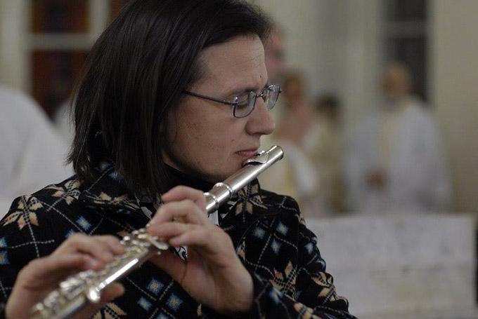 Ирина Оболонская: воспоминания о хоре храма св. Людовика