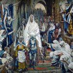 Проповедь на Вербное воскресенье: «Бог хочет пережить Пасху с нами в наших домах»