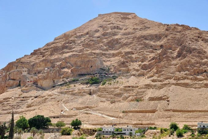 География Спасения: Гора Искушения