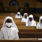 Монахини «на передовой» борьбы с пандемией коронавируса