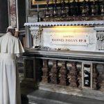 Папа Франциск отметит 100-летие Иоанна Павла II, отслужив Мессу у его гробницы