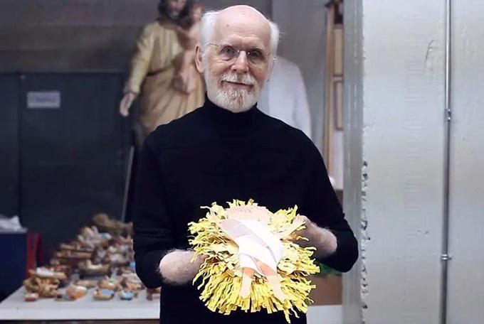 Памяти Клода Лафортюна: Евангелие, искусство и дети