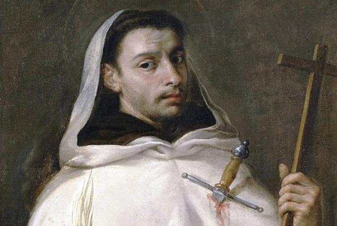 Житие св. Ангела Кармелита