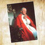 Открытка с Папой: Иоанн Павел II в воспоминаниях Ирины Галыниной