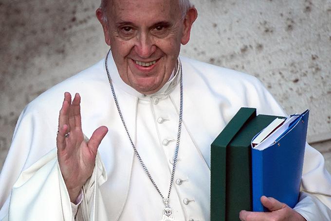Что читает Папа Франциск?