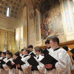 Симфония в церковном пении, как согласие или созвучие