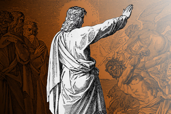 Урок от Папы: как распознать, говорит ли к вам Бог или дьявол