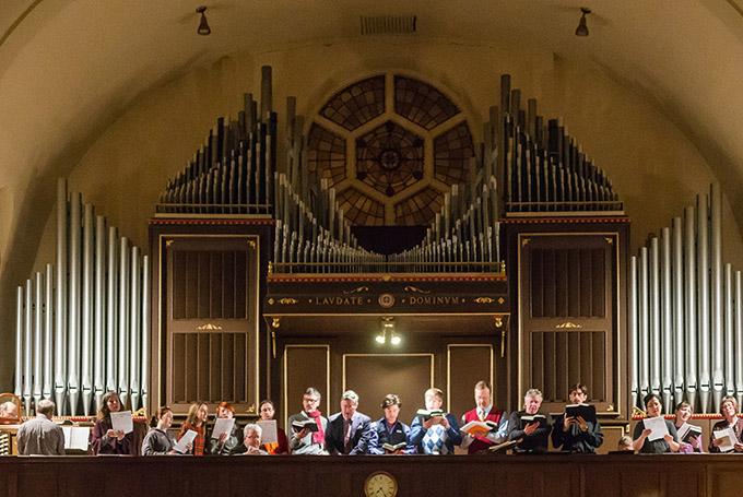 Петь или не петь: краткая история литургического пения