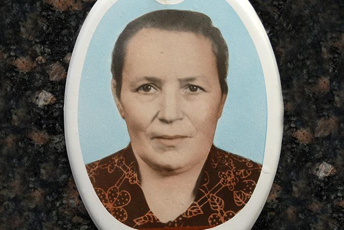 Гелена Частикова: труд с розарием в руках
