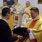 Андрей Коваленко: со школьной скамьи – в семинарию