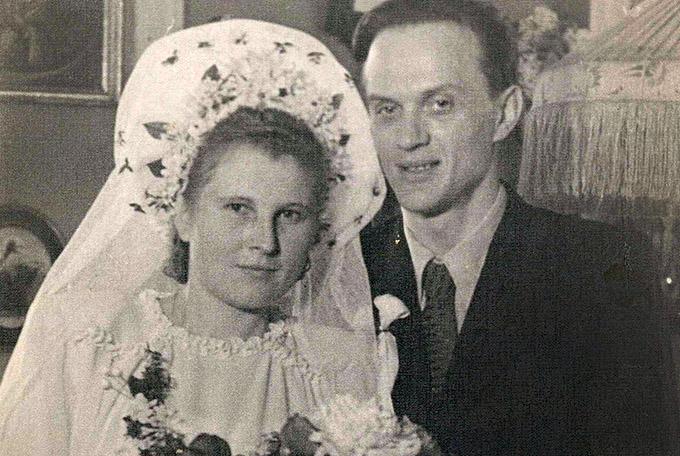 Вячеслав Иванович и Леокадия Ивановна Береза: 51 год вместе
